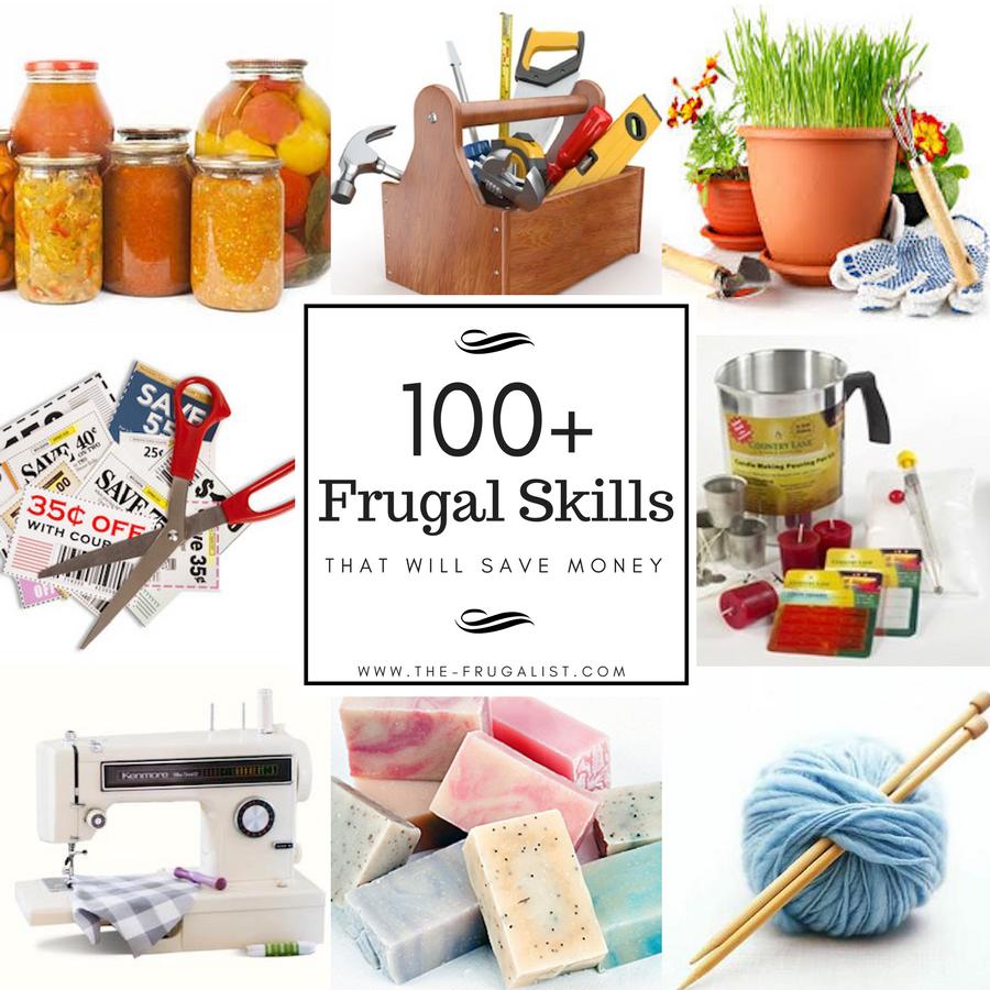 frugal skills